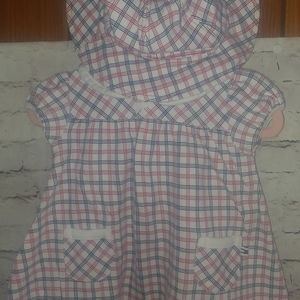 Tommy Hilfiger Sailor Dress with Hat 3-6 months